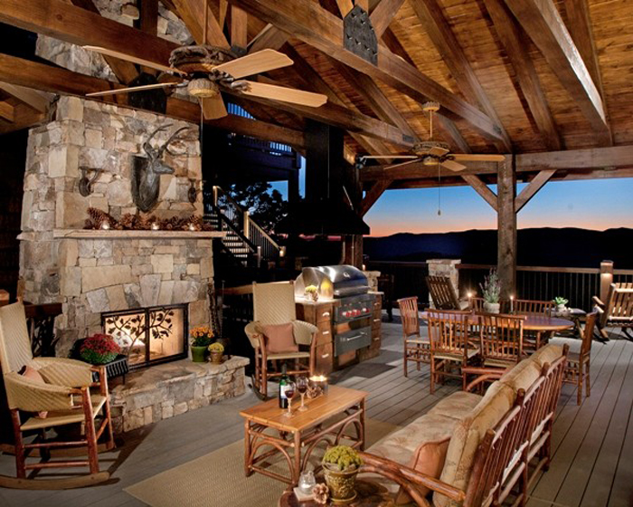 Rustic Home Design Inspiration