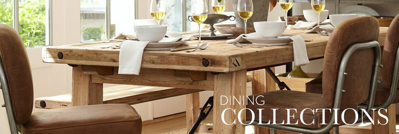 Rustic Dining Room Collections