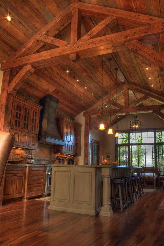 Bathroom showrooms in atlanta - Rustic Design Ideas Canadian Log Homes
