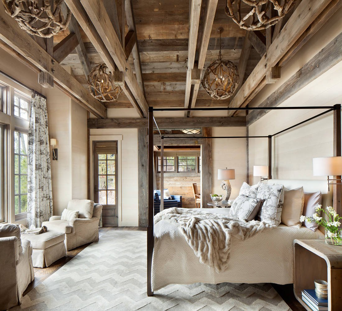Rustic Interior Design Ideas