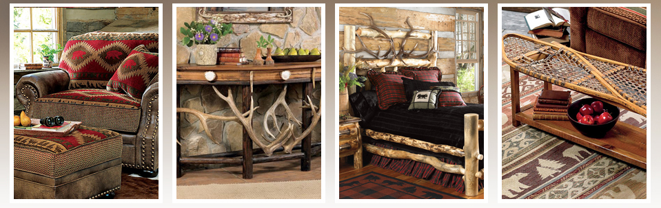 rustic furniture - Rustic Design Ideas