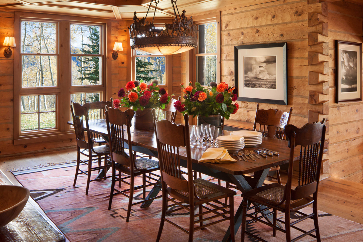 rustic design ideas - Rustic Interior Design Ideas
