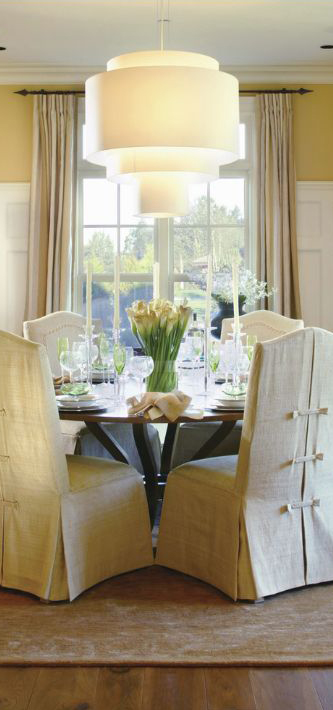Alan Mascord Design Traditional Dining Room