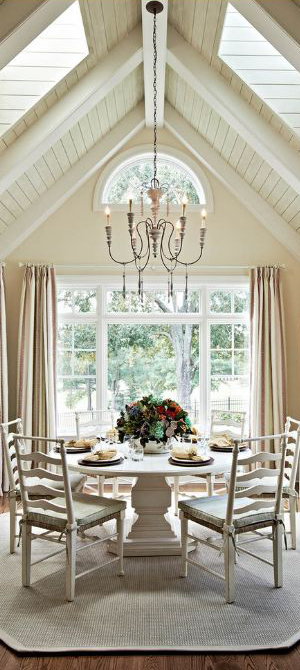 Carolina Design Associates | Traditional Dining Room