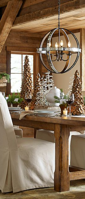 Rustic Christmas Decorating Ideas Canadian Log Homes