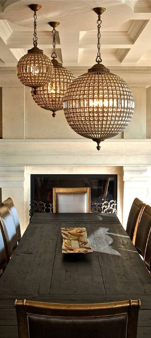 Creative Spaciz Interior Designers | Traditional Dining Room