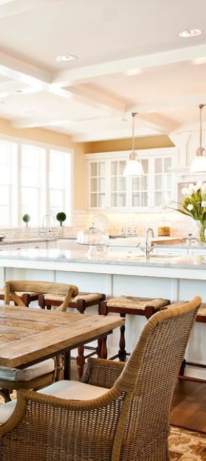 Cyndi Parker Interiors | Traditional Dining Room