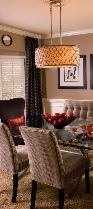 Decorating Den Interiors Susan Sutherlin Interior Designs | Contemporary Dining Room