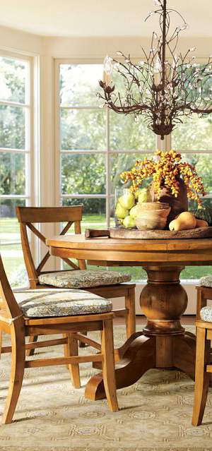 Dining Room Collection Dining Room Collection Dining Room Collection. Via: Pottery  Barn