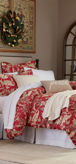 Gracie Christmas Bedding