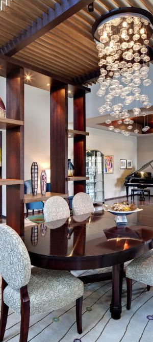 Johnston Design Group | Contemporary Dining Room