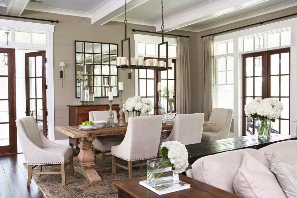 Linda McDougald Design Traditional Dining Room