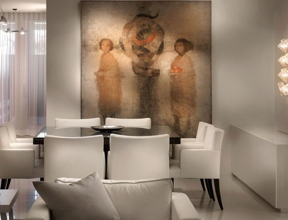 Miami Dining Room Grossman Photography