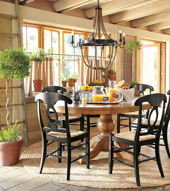Tivoli Dining Room Collection Napoleon Chairs