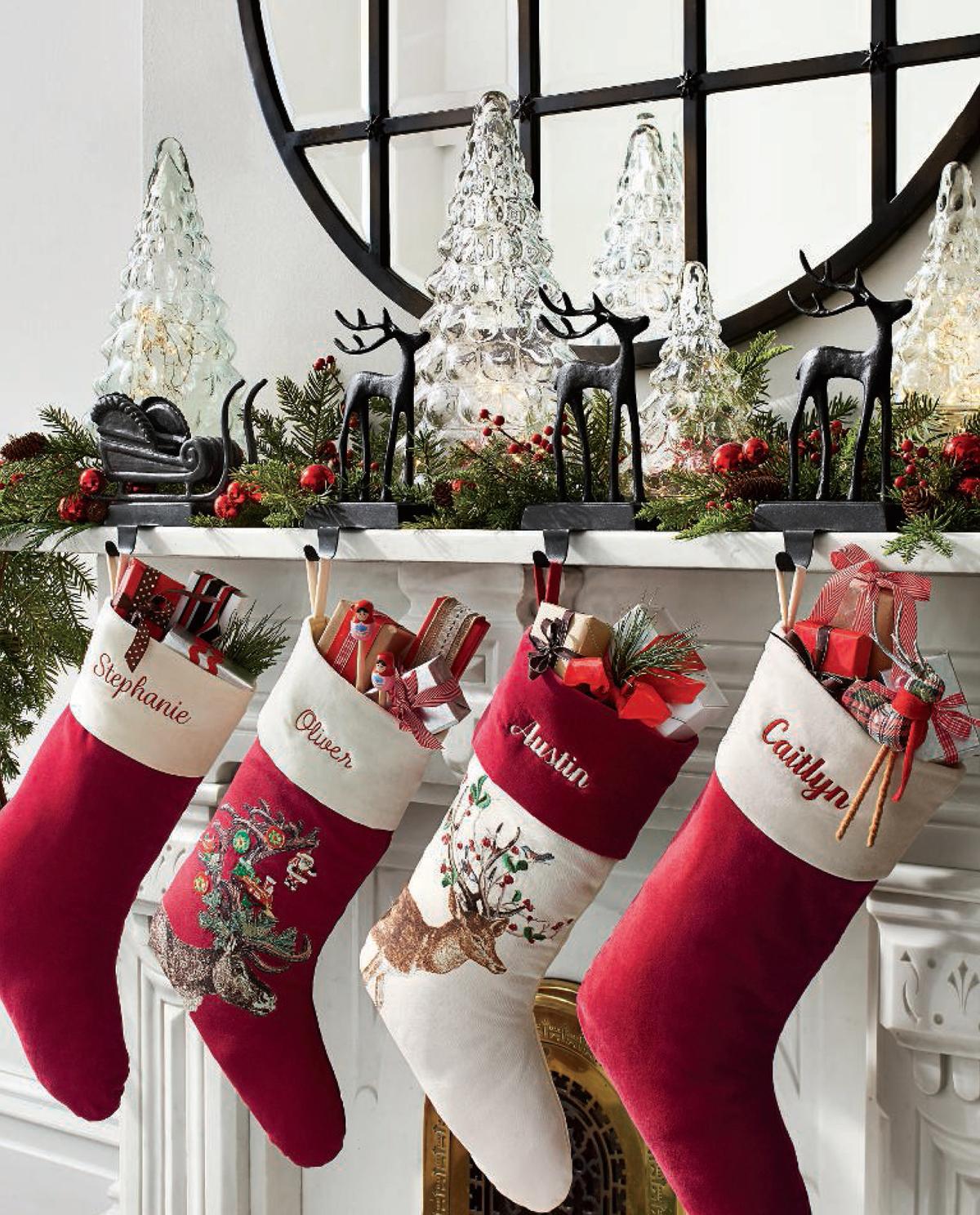 Nostalgic Christmas Decorations: Rustic Christmas Decorating Ideas