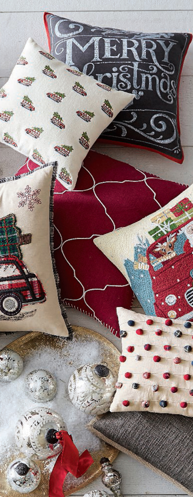 Nostalgic Pillows