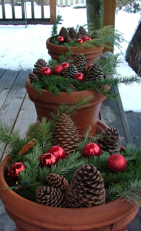 Rustic Christmas Decorating Ideas| Canadian Log Homes