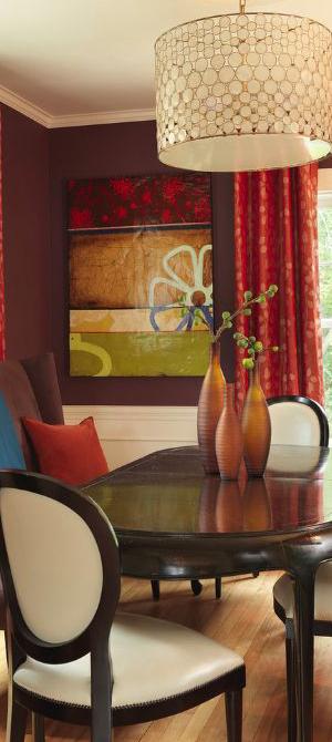Rachel Reider Interiors | Modern Dining Room
