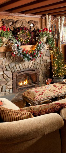 Rustic Christmas Indeed Decor