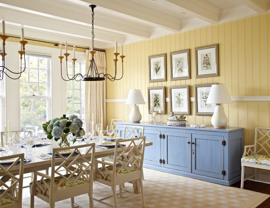 Tom Stringer Design Partners | Beach Style Dining Room
