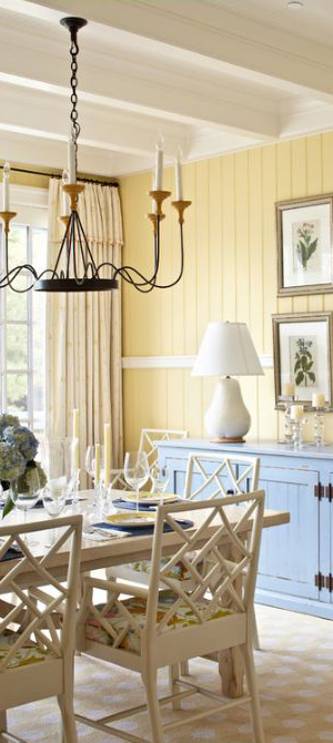 Tom Stringer Design Partners | Beach Style Dining
