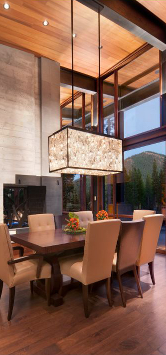 Ward Young Architecture Modern Dining Room