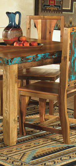 Azul Barwood Table & Chairs