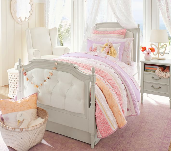 Bailey Ruffle Quilt Bedding