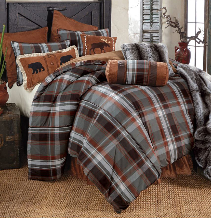 Bedding Decor: Rustic Decor Fall Collection
