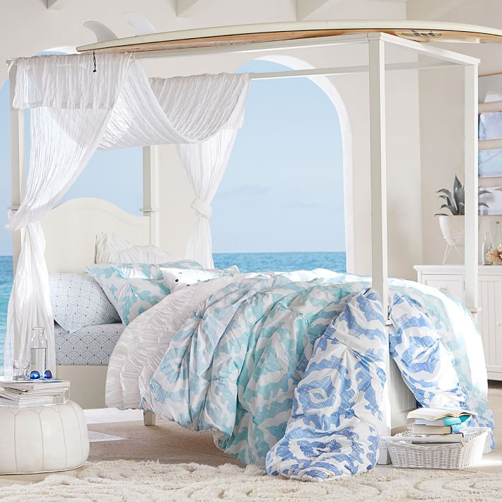 Kelly Slater Girls Beach Bedding