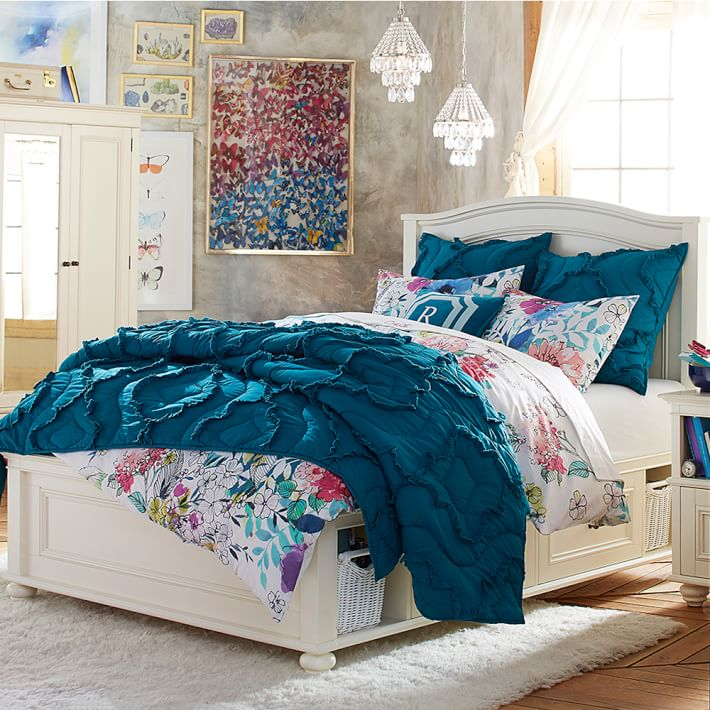Ruffle Teen Girl Bedding