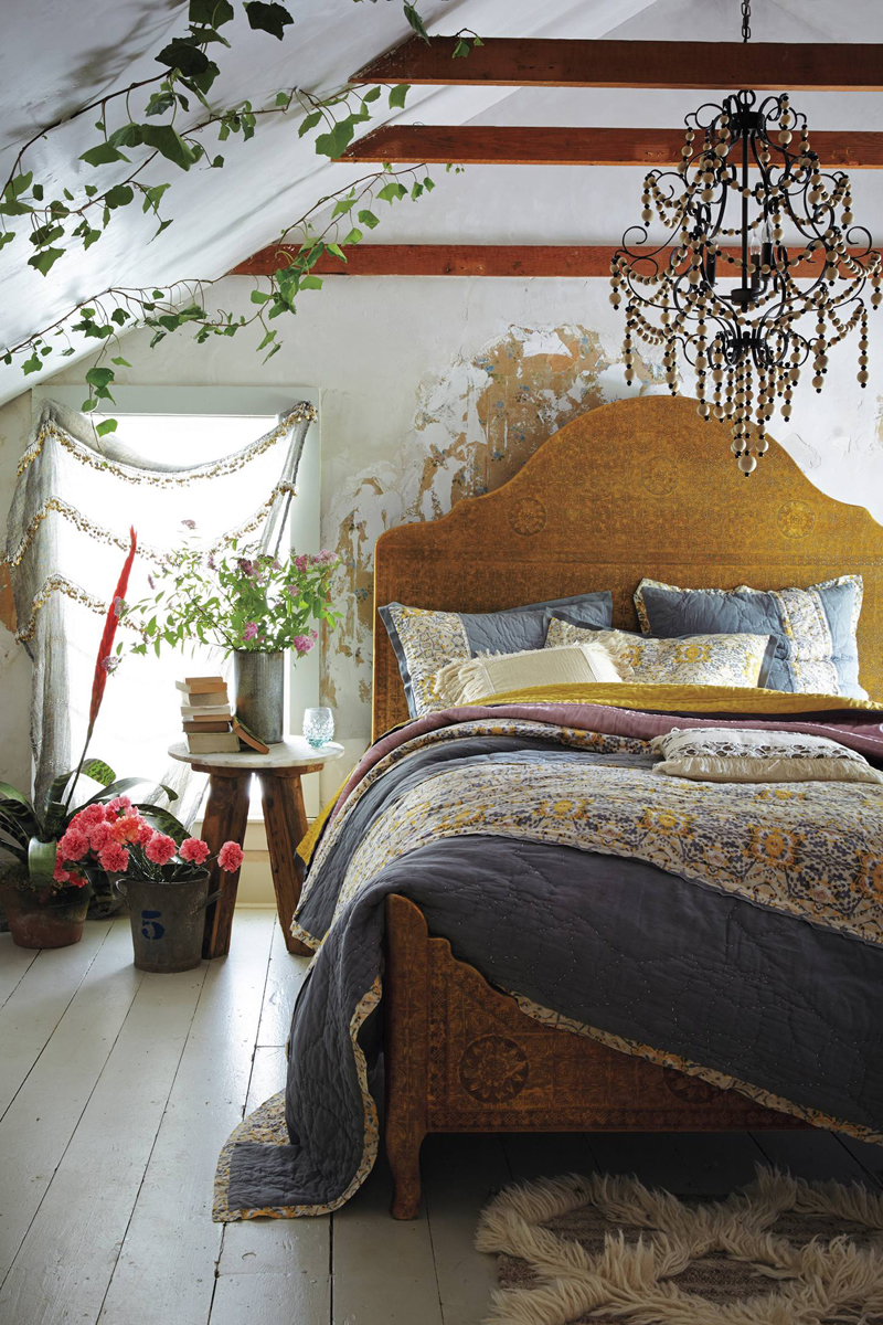 House and home anthropologie for Home decorating like anthropologie