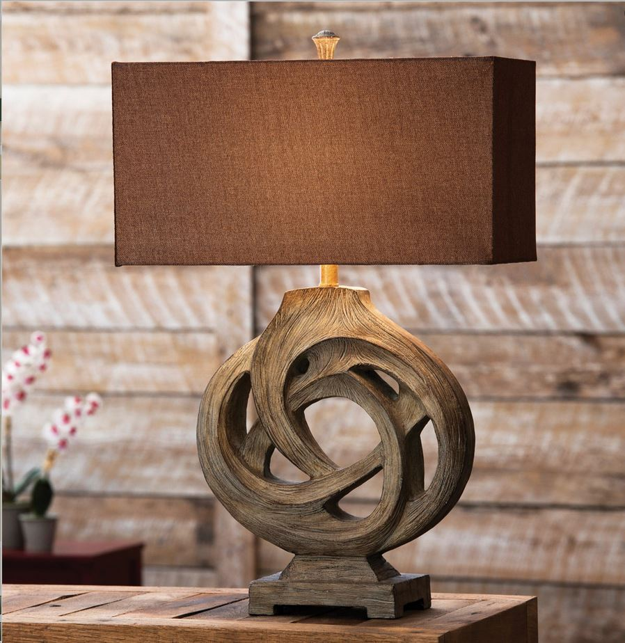 Infinity Branch Table Lamp