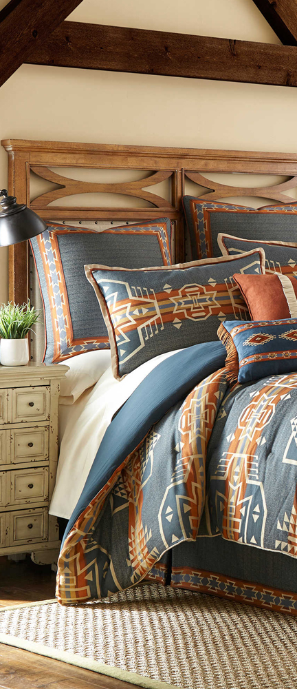 Southwestern Design Ideas 16 cozy southwestern patio designs for outdoor comfort Southwestern Bedding
