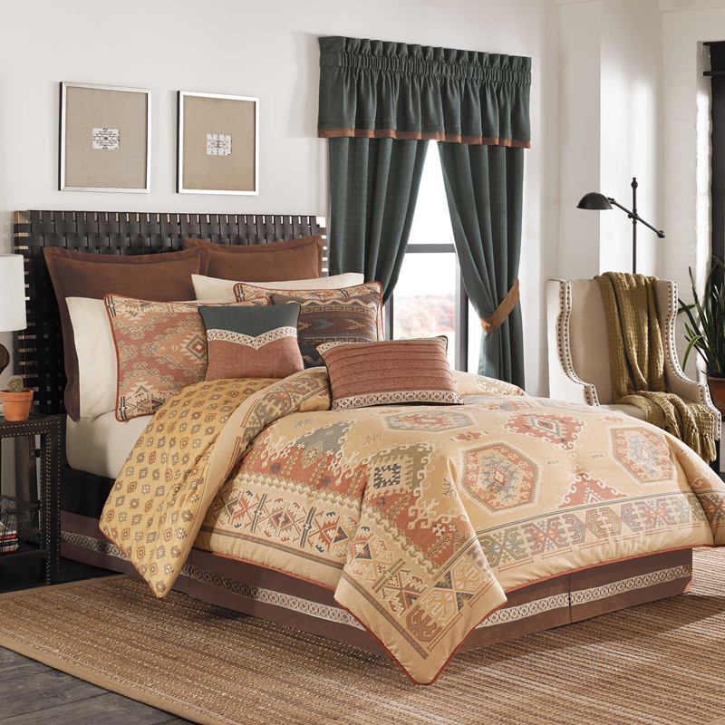Southwestern Comforter Sets Rustic Bedding | Autos Post
