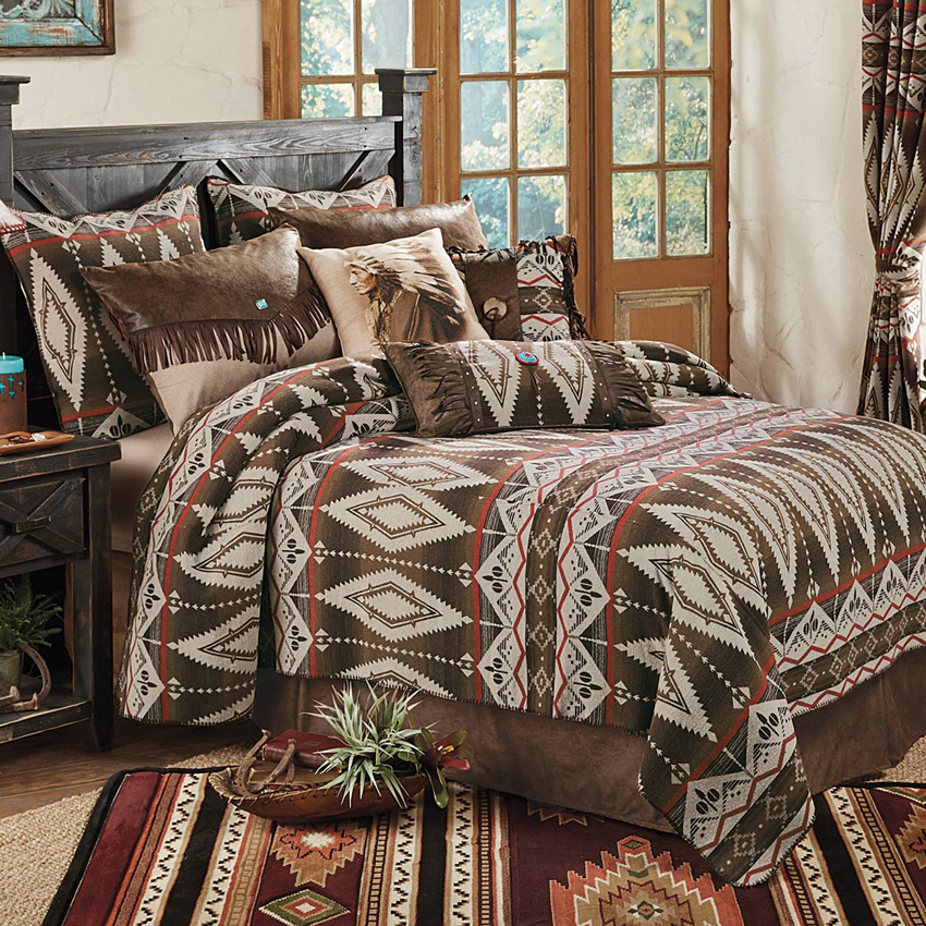 Topaz Mountain Southwestern Bedding