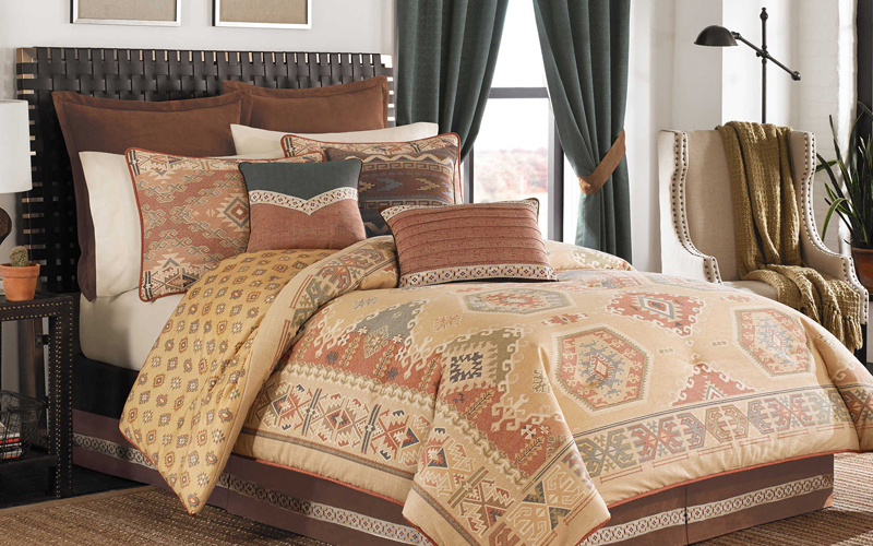 Beau Rustic Bedding