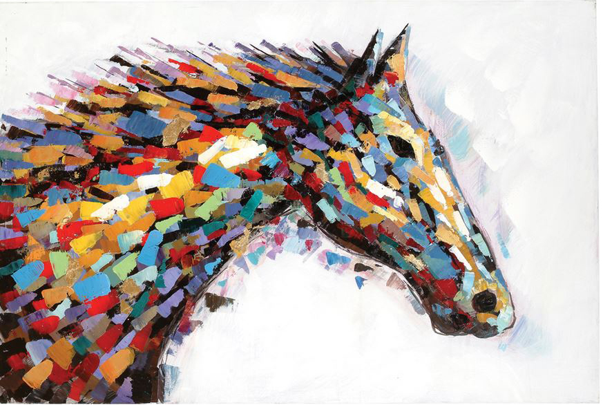 Wild and Free Horse Art