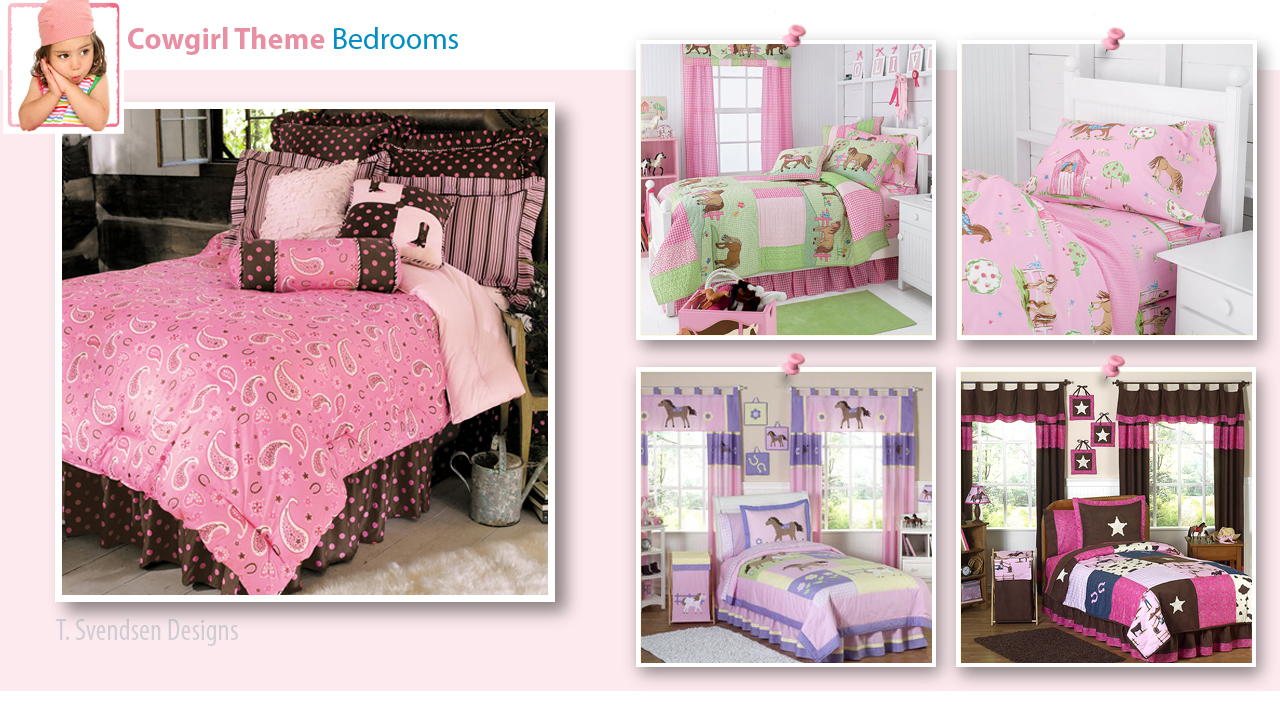 Cowgirl theme bedrooms how to create a cowgirl room for Cowgirl themed bedroom ideas
