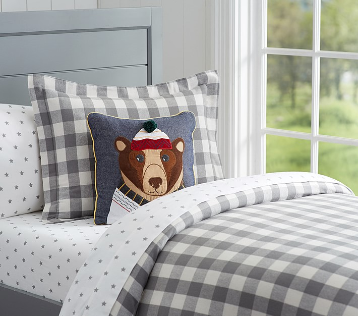 Kids Cabin Bedding
