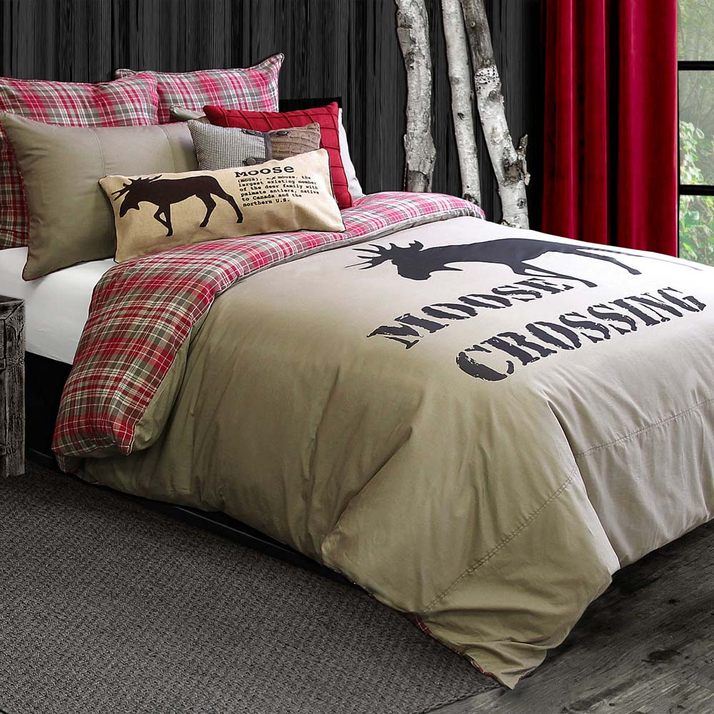 Kids Rustic Bedding