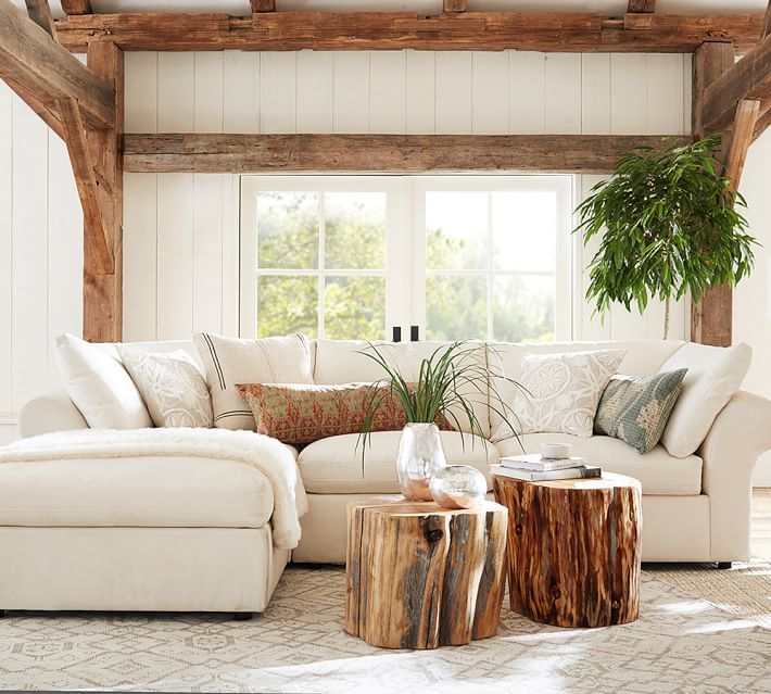 Pottery Barn Coffee Table Canada: Farmhouse Decorating Ideas