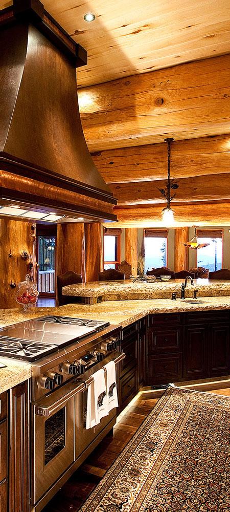 HGTV Log Home Series - Pioneer