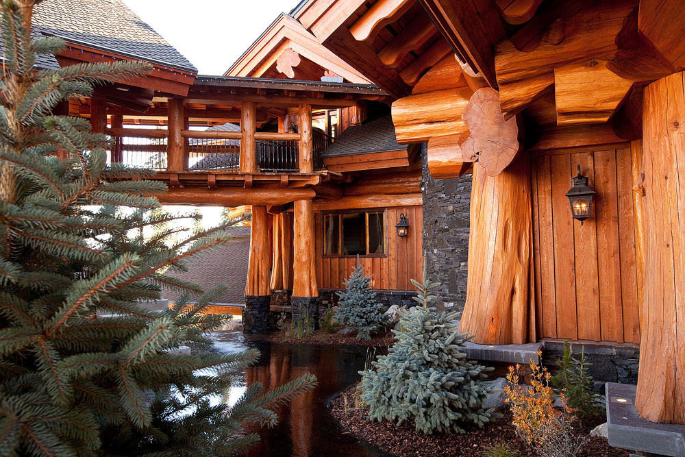Pioneer Log Homes Amp Log Cabins The Timber Kings