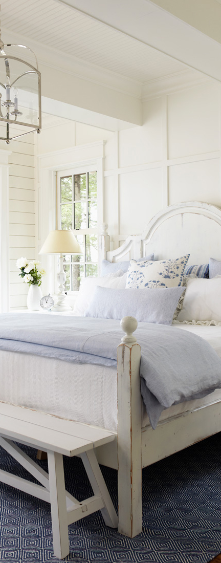 Coastal decorating ideas beach home decor ideas for Coastal bedroom design