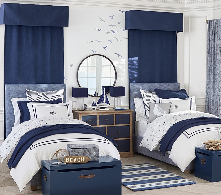 Monique Lhuillier Kids Coastal Bedding