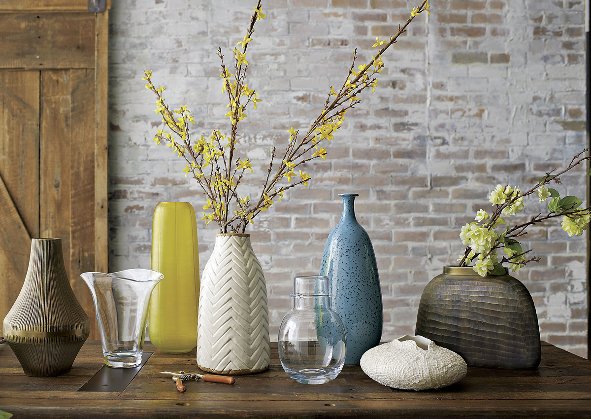 Textural Vases