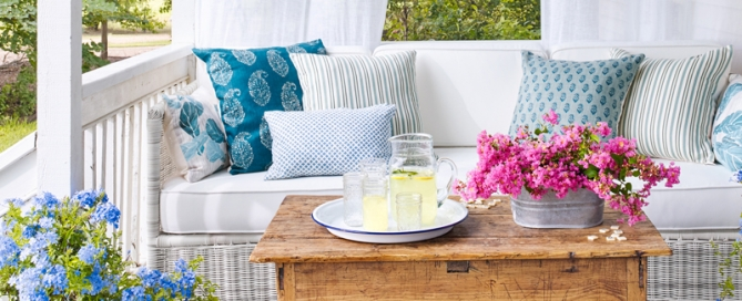 Rustic Decorating Ideas for Spring