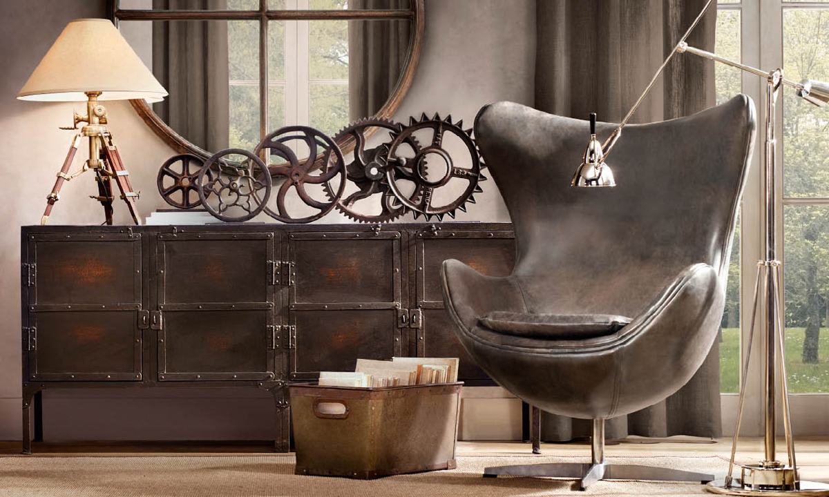 Industrial Style Design
